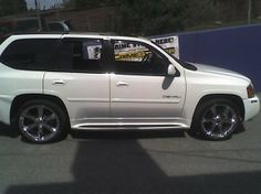GMC Envoy  GMC  Pinterest