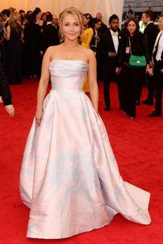 Hayden Panettiere mindenkit elbűvölt a Met gálán - Tedd & Ne tedd - GLAMOUR Online