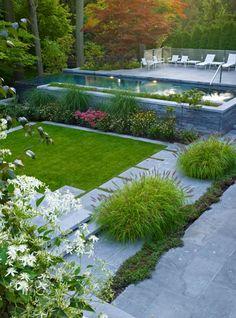 toronto res 07 600x811, Stunning House, Toronto Residence by Belzberg Architects