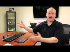 Brian Norton, Director of Assistive Technology at Easter Seals Crossroads, shows us two iPad keyboards that get their charge directly from the iPad. Easter Seals, Assistive Technology, Keyboard, Ipad, Cases, Accessories, Jewelry Accessories
