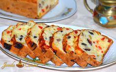 Chec aperitiv cu masline (reteta video)