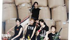 Doyoung, Hansol, Mark, Jaehyun, Johnny and Jaemin #SMROOKIES