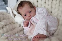 Precious Wonders-Reborn Baby girl PROTOTYPE Candy by Ping Lau ...