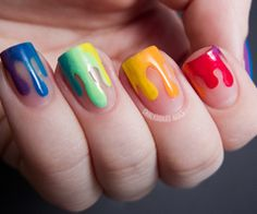 Awesome Nails from weheartit.com!! :)