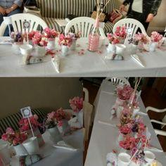 Color Rosa, Html, Table Decorations, Facebook, Furniture, Home Decor, Mesas, Woman, Colors