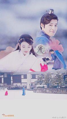 Haesoo-Wang Wook❤️🔥❤️ Iu Moon Lovers, Kang Haneul, Wang So, Korean Shows, Scarlet Heart, Boys Over Flowers, Korean Dramas, Actors, Disney Princess