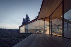Saunders Architecture - Carraig Ridge/Canada, 2015 visualisation by Mir