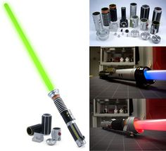 Star Wars DIY Lightsaber Kit