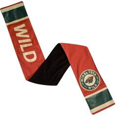 NHL Minnesota Wild Jersey Scarf by Little Earth. $11.47. Made from authentic NHL jersey material and featuring your favorite NHL team's logo, Littlearth's Jersey Scarf, manufactured by Pro-FAN-ity by Littlearth, will keep you warm while you show off your team spirit. The Jersey Scarf is lined with polar fleece, and sports a zip pocket at one end. The scarf measures 60 inches long by 7 inches wide. One size fits all.