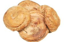 A Tahinopita is a sweet pastry that is made of tahini paste (roasted sesame seed puree), with local carob syrup. Although enjoyed all year round, they are particularly popular during. Cyprus Food, Baking Recipes, Snack Recipes, Tahini Paste, Homemade Pastries, Sweet Pastries, No Cook Desserts, Arabic Food, Pie Dessert