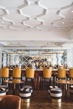 Claremont Hotel: Ein Luxushotel in Berkeley - hotels Homepage Luxury Hotel Design, Hotel Room Design, Luxury Hotels, Luxury Spa, Modern Luxury, Boutique Hotels, Claremont Hotel, Hotel Decor, Hotel Interiors