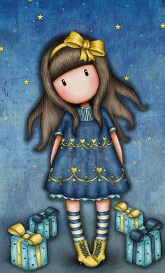 Shadow Box Baby, Girl Cartoon, Cute Cartoon, Cute Images, Cute Pictures, Baby Kalender, Decoupage, Ideias Diy, Digi Stamps
