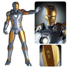 Iron Man Sorayama 1:4 Scale Statue