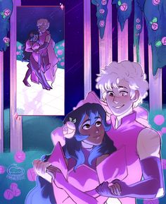 My art trade with ! I may have gone a bit overboard but I couldn't resist! Steven Universe Diamond, Steven Universe Ships, Steven Universe Funny, Steven Universe Pictures, Steven Universe Drawing, Universe Art, Character Art, Character Design, Steven Universe Characters
