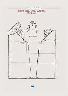 modelist kitapları: İSMEK modelistlik book Pattern Cutting, Pattern Making, Sewing Hacks, Sewing Projects, Sewing Sleeves, Sewing Courses, Modelista, Skirt Patterns Sewing, Pattern Drafting