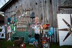 Zassy's Annual Fall Barn Sale 2014