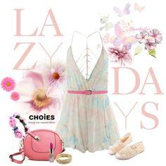 """""""Lazy Days"""" by agathalizz on Polyvore"""