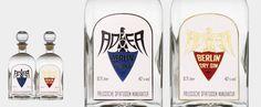 Produkte - Berlin Adler & Adler Vodka Dry Gin   Preussische Spirituosen Manufaktur