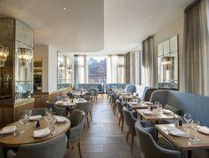 2013 Restaurant & Bar Design Award Winners,Restaurant or Bar in a Retail Space: The Corner / Stiff & Trevillion. Image