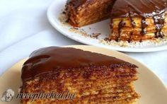 Zserbó palacsinta recept fotóval My Recipes, Cookie Recipes, Hungarian Recipes, Hungarian Food, Oreo, Pancakes, French Toast, Clean Eating, Goodies