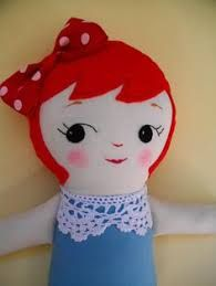 Image result for fabric doll face