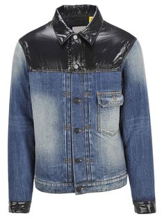 MONCLER men s Clothing Outerwear in BLUE 4031130549XB Made in Italy Sz 00-8  MON b428460aa31