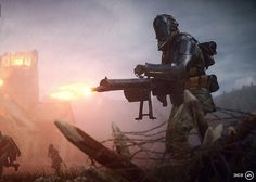 "Battlefield 1: elite soldiers, so the new mechanics of ""heroes ..."