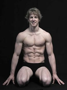 The Flying Dutchman Gold Medal Gymnast, Epke Zonderland
