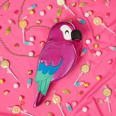 """19.4k Likes, 88 Comments - Primark (@primark) on Instagram: """"Turn heads with this £9/€12 parrot bag (Available in: ) #Primark #accessories #parrot"""""""