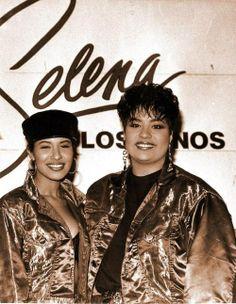 Selena & Suzette Selena Quintanilla Perez, Suzette Quintanilla, Selena Mexican, Selena And Chris, Selena Selena, Robert Sean Leonard, Selena Pictures, Elvis And Priscilla, Jackson