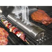 The Only Flameless Grill Smoker.    Very cool.