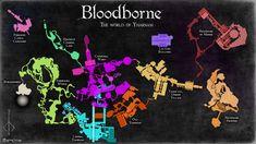 Complete Maps of Bloodborne - Album on Imgur