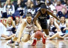 Chiney Ogwumike - Tries to lead her team to in teh FInal Four, but Stanford falls again to UConn
