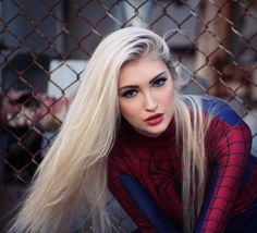 spidergirl Anna Faith