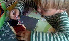 Experimento sobre la luz y el color. Fabrica tus propias Gafas 3D y crea un libro con tus ilustraciones o imágenes 3D