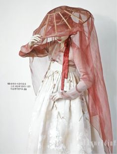 Hanbok: Traditonal clothing of South Korea distinguished by its lovely colors and simple elegant lines. : Hanbok: Traditonal clothing of South Korea distinguished by its lovely colors and simple elegant lines. Korean Traditional Clothes, Traditional Fashion, Traditional Dresses, Korean Dress, Korean Outfits, Mode Outfits, Mode Baroque, Modern Hanbok, Mode Inspiration
