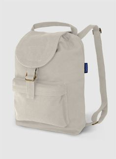 Baggu Recycled Cotton Canvas Backpack // can't wait for mine to come! #birchbox #points