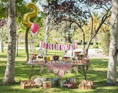 El segundo cumpleaños de Miranda: picnic party | La chica de la casa de caramelo | Bloglovin'