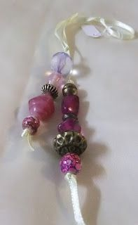 Unique Handmade Beaded Bookmarks and a variety of Trinkets. http://beadsandtrinkets.blogspot.com.au/