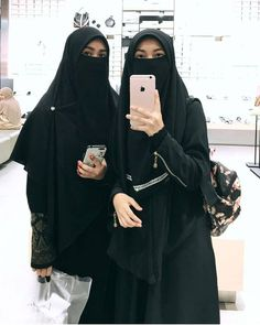 Ideas Jewerly Photography Black Fashion For 2019 Girl Hijab, Hijab Outfit, Hijabi Girl, Ootd Hijab, Muslim Girls, Muslim Women, Muslim Fashion, Hijab Fashion, Fashion Fashion