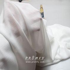 Wrinkle Chiffon Crepe Fabric by the Yard - Promfy Kids Dress Up, Dressmaking Fabric, Crepe Fabric, Bridesmaid Dresses, Wedding Dresses, Crinkles, Dress Making, Tulle, Chiffon