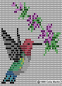 Peyote Beadwork Patterns Free Printable Patterns for Beaders Seed Bead Patterns, Beaded Jewelry Patterns, Peyote Patterns, Beading Patterns, Cross Stitch Patterns, Beaded Banners, Beads Pictures, Beaded Crafts, Native American Beading