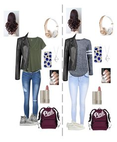 Gimmie by gabriellesiegfried on Polyvore featuring polyvore fashion style Boohoo Gap Glamorous Converse BERRICLE Sonix Ilia clothing