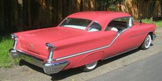 1957 Oldsmobile 98 Holiday Coupe