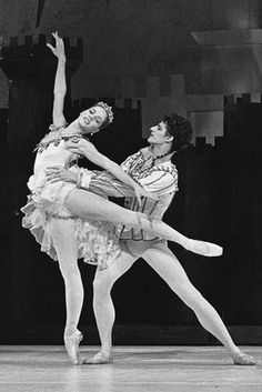 Darcey Bussell and Jonathan Cope in Prince of the Pagodas by Royal Opera House Covent Garden, via Flickr