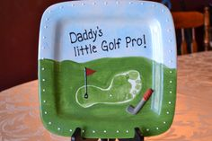 Such a good idea for the golf lover.