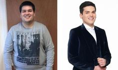Cambridge Weight Plan's Man of the Year 2014: Read Tolga's story on the Express online (Nov 2014)