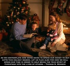 The true Christmas!
