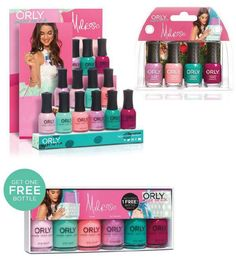 Orly Melrose Spring 2016 Collection – Beauty Trends and Latest Makeup Collections   Chic Profile