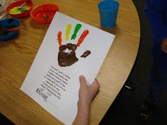 Mrs. Kimbrell's Kindergarten: Thanksgiving and Frogs...